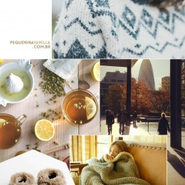 Blogagem coletiva: 5 coisas que só o inverno nos proporciona