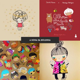 8 ilustradoras brasileiras com estilo fofo, feminino e delicado