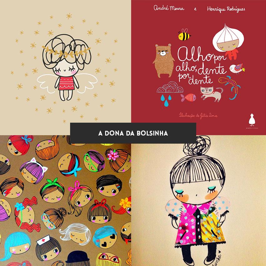 ilustradora-brasileira-julia-lima-dona-bolsinha