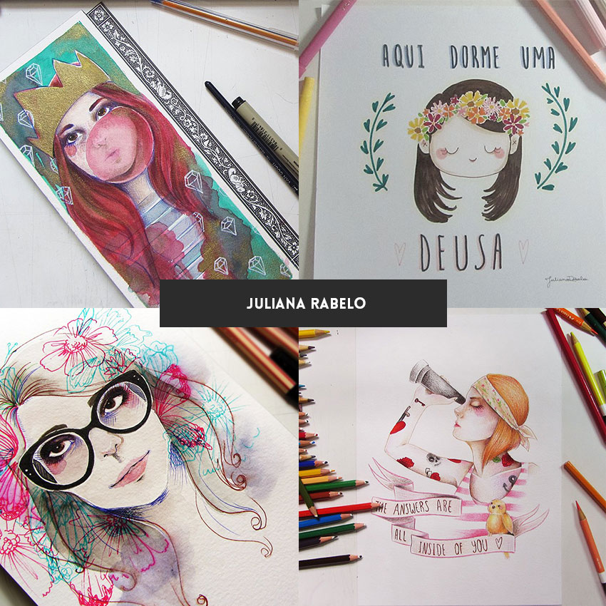 ilustradora-brasileira-juliana-rabelo