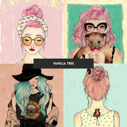 Mais 8 ilustradoras brasileiras para se encantar