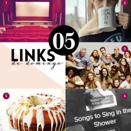 5 links para ver nesse domingo #6