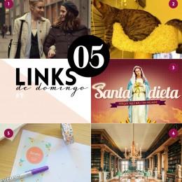 5 links para ver nesse domingo #9