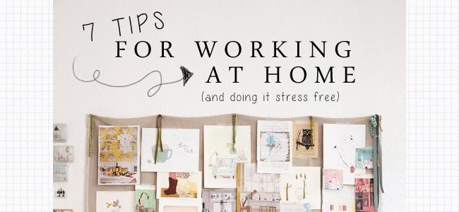 7 dicas para quem trabalha em home-office, do Wonder Forest