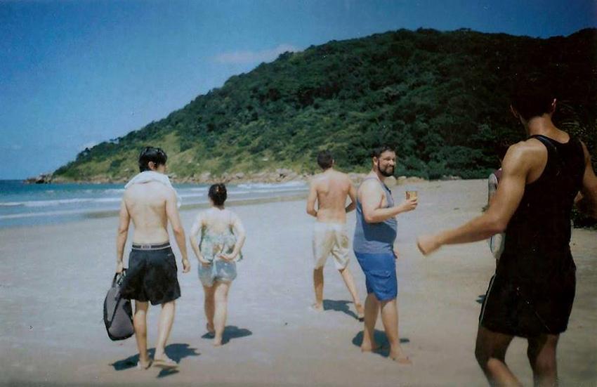 foto analógica da Carolina :) // obrigada pelas memórias incríveis, pessoinhas!