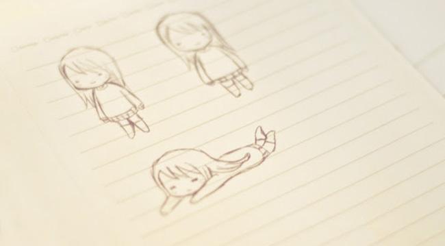 Estudo de personagem