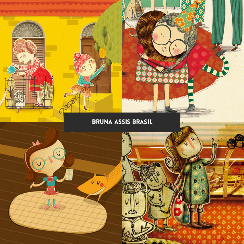 ilustradora-brasileira-bruna-assis-brasil